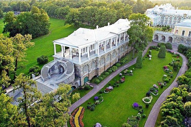 Tour privato di due giorni a San Pietroburgo con visita a Tsarskoye Selo e Pavlovsk