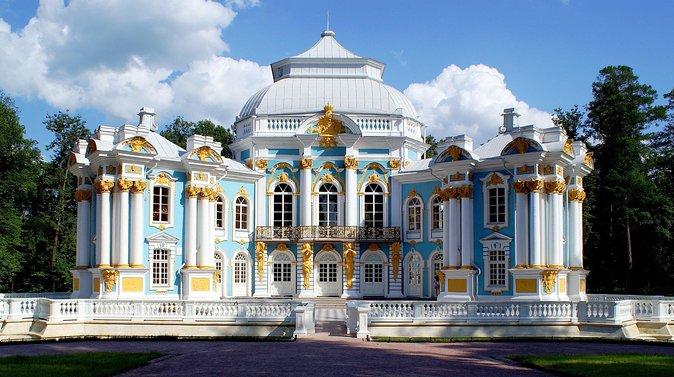 One-Day Private Shore Excursion - Imperial St Petersburg (Monday tour)