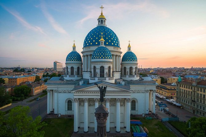 2-day Shore Excursion of St Petersburg for Second-Time Visit