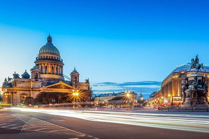 Escursione intensa di 2 giorni con il Museo Fabergé e il Palazzo di Yusupov