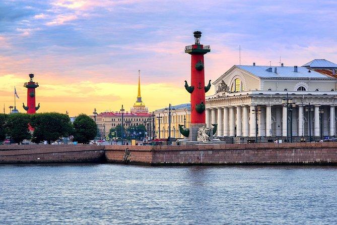 The Spit of Vasilievsky Island