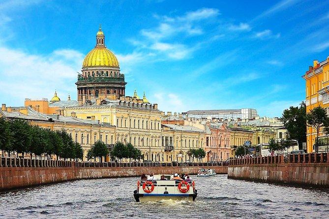 Todo San Petersburgo - Tour Privado de 4 días con traslado de ida y vuelta
