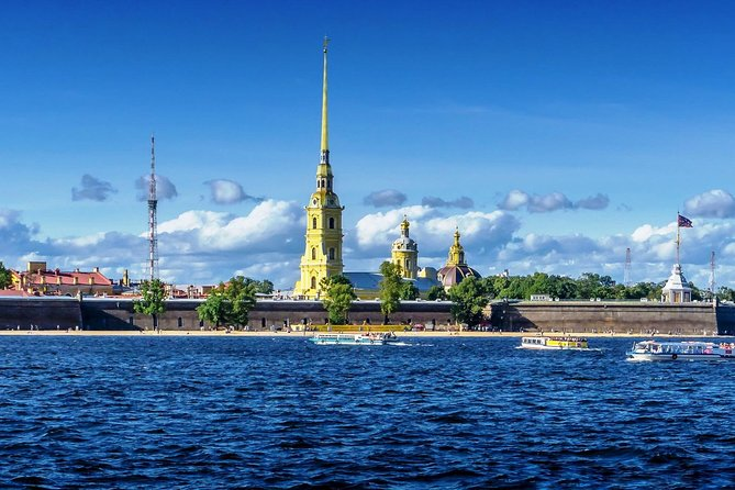 Classic St Petersburg - Private Tour with Hermitage and Fortress