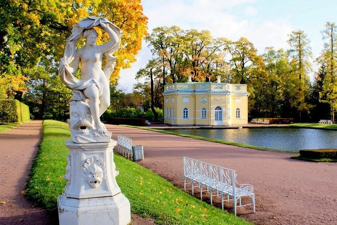 Essential 2-Day Tour of St Petersburg with Imperial Palaces