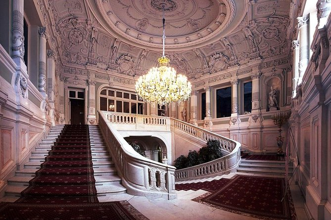 1-Day Private Shore Excursion with Hermitage & Yusupov Palace