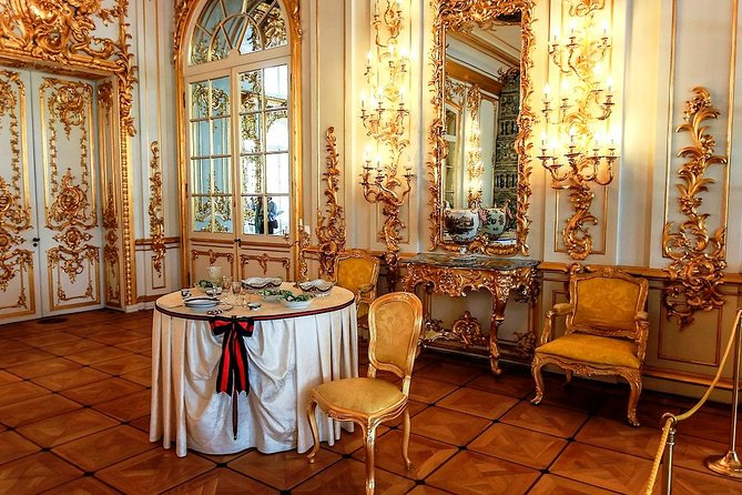 City Highlights and Catherine Palace Full-Day Tour