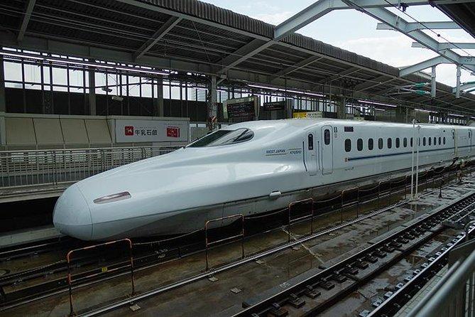 Japan Railway Station Shared Departure Transfer : Osaka to Shin Osaka Station