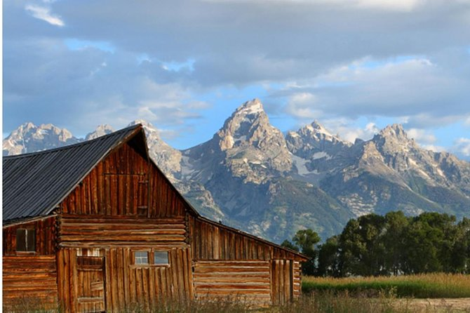Grand Teton National Park Tour from Jackson Hole