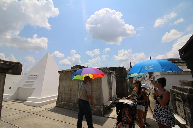 St Louis Number 1 Cemetery Tour