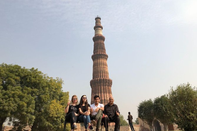 Old & New Delhi Private Full Day Tour with Guide
