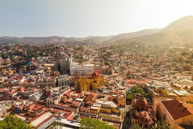 Private Guanajuato City Tour From San Miguel
