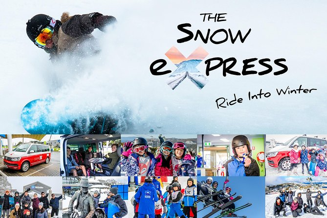Snow eXpress Small Group Tour to Mt Buller
