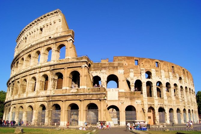 Rome: Colosseum Skip The Line Guided Tour