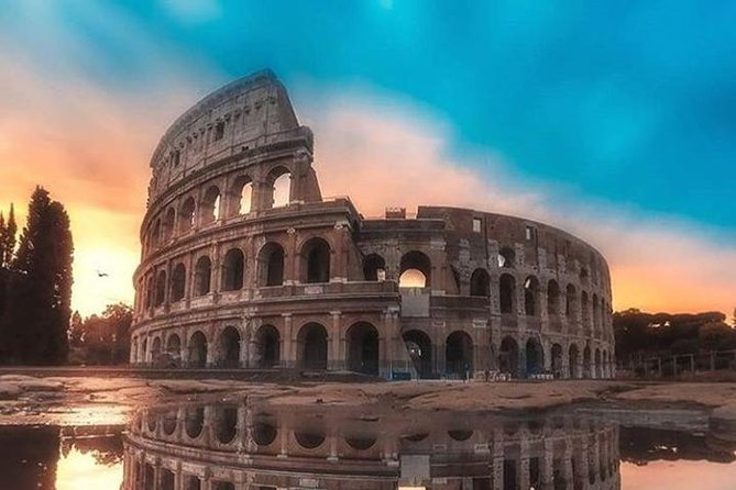 ROME: Colosseum Skip the line tickets with digital audioguide