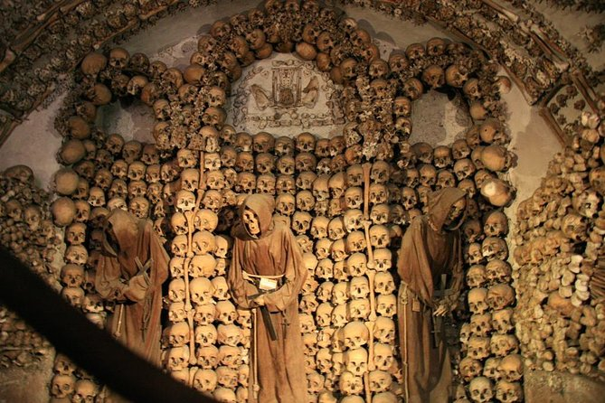 ROME: CRYPTS AND CATACOMBS half-day private tour