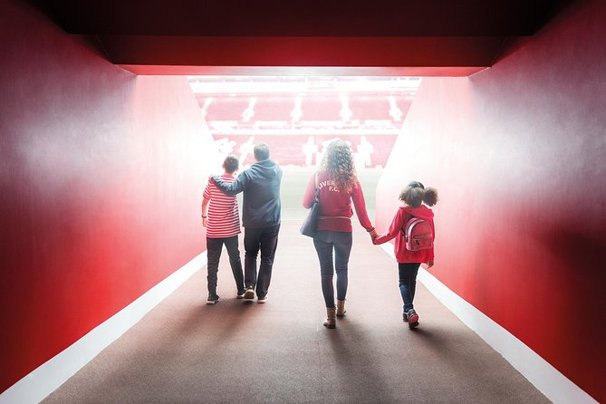 The LFC Stadium Tour