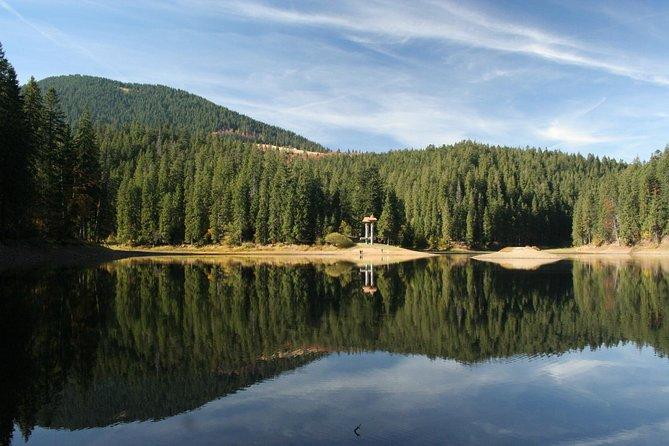 Synevyr Lake in Transcarpathia