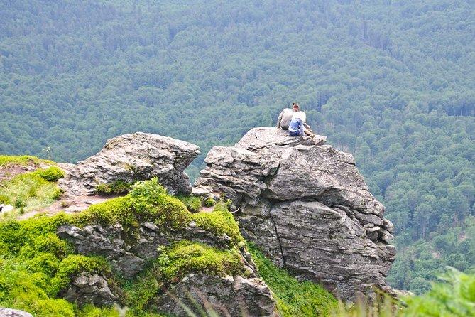 The Peaks of Lviv Region: Pikuy Mountain (private tour)