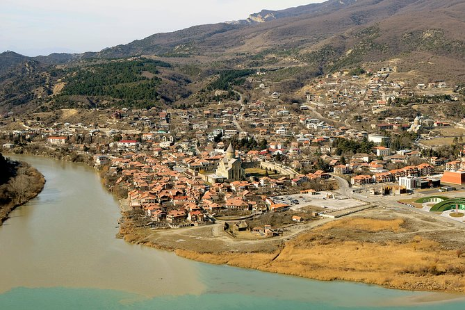TBILISI and MTSKHETA with LUNCH in 1 DAY