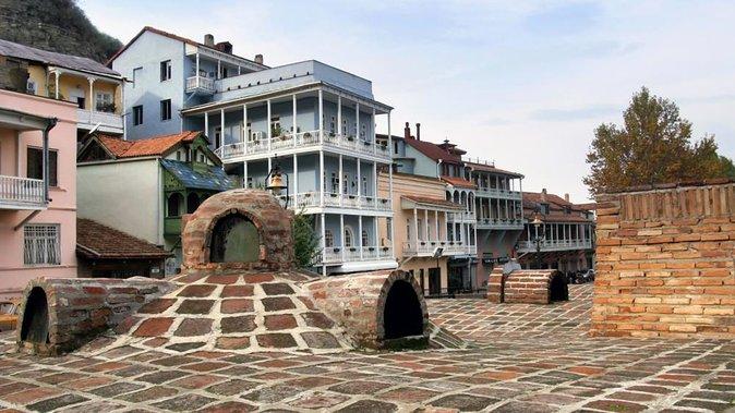 Tbilisi Walking Tour & Cable Car