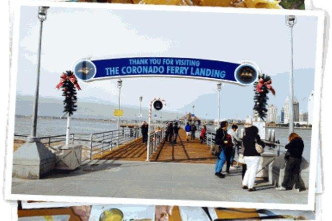 Visite gastronomique à pied à Coronado
