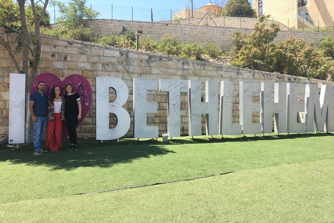Hebron and Bethlehem Private Tour