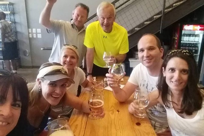Bike and Brew Tour
