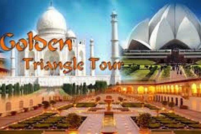 4 Night 5 Days Golden Triangle Tour