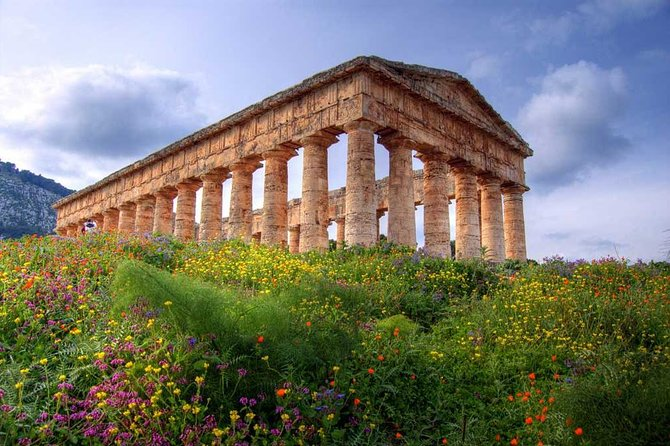 The best of the West Segesta, Erice, Trapani Saline, Full-Day Tour from Palermo