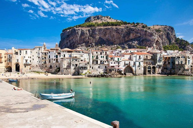 Great Full Day Excursion in Sicily to Cefalù and Castelbuono From Palermo
