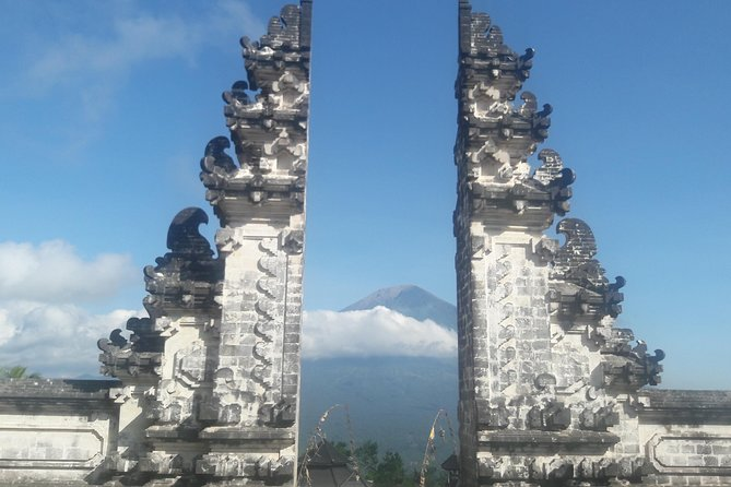 Lempuyang Temple Tirta Gangga Taman Ujung East Bali Private Tour - Free WiFi