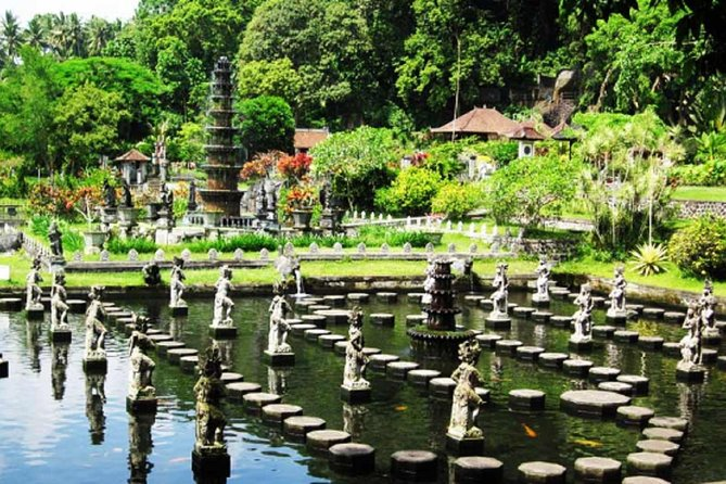 East Bali Goa Lawah Temple Tirta Gangga Tenganan Ujung Water Palace Private Tour