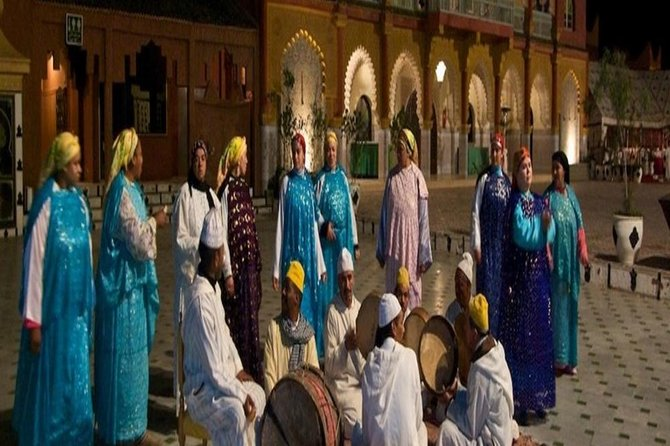 Moroccan Fantasia & Dinner and culture show