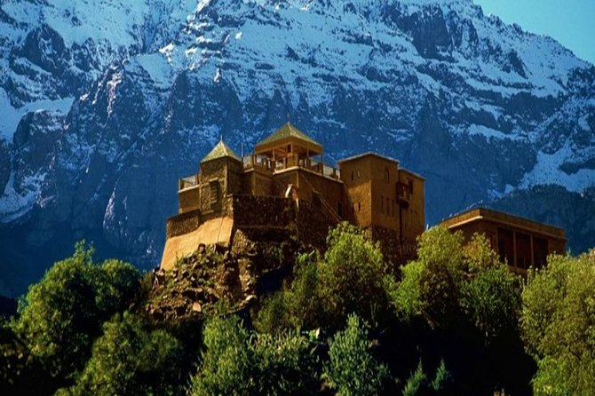 A full day out trip into the Atlas Mountains & Imlil and Berber valleys