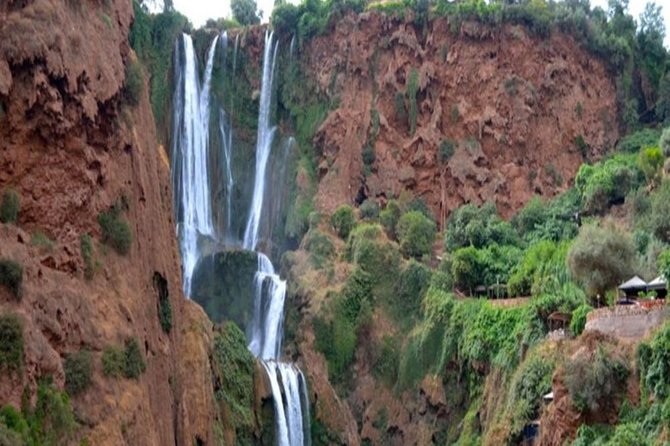 Ouzoud waterfalls & A full day trip from Marrakech