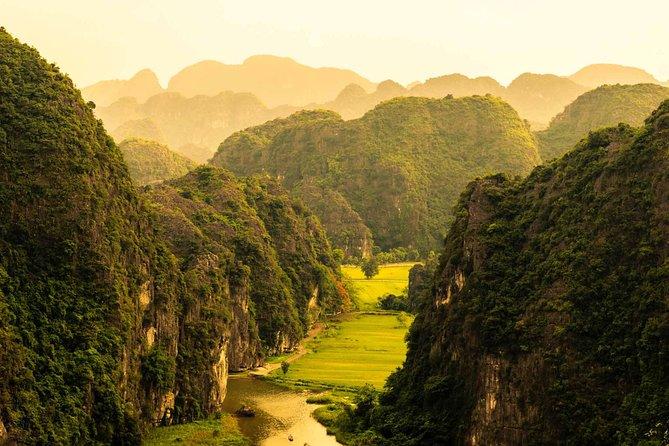 Small Group Tour from Hanoi to Hoa Lu - Tam Coc Ninh Binh 2 Days 1 Night