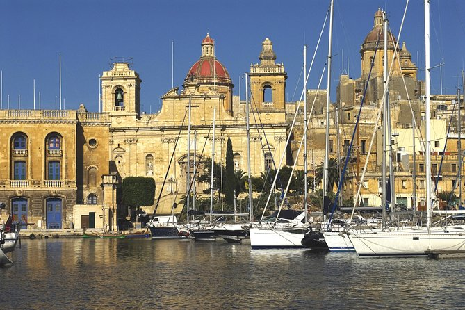 Excursion à Vittoriosa et Senglea, comprenant l'église Saint-Laurent