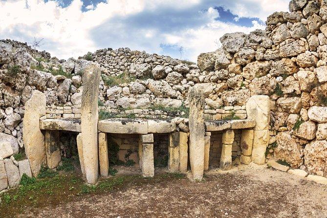 Excursion d'une journée à Gozo au départ de Malte, avec les temples Ggantija