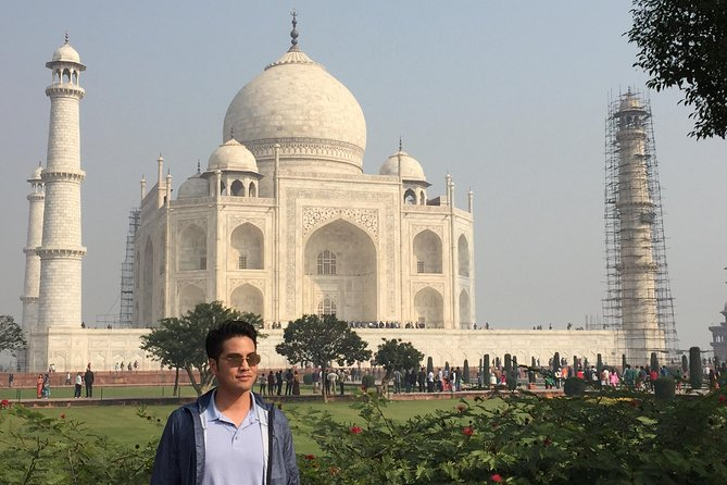 Same Day Agra Tour By Train From Delhi