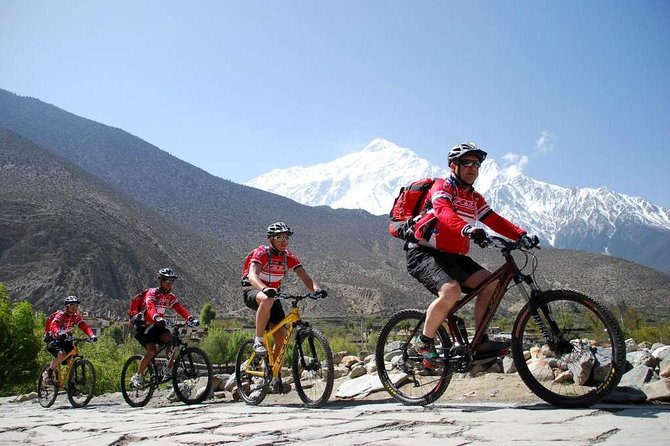 Pokhara Sunrise & Sightseeing Day Tour on Bicycle