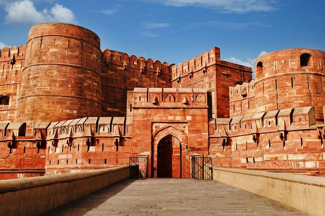 Private Tour:Day Trip to Taj Mahal & Agra Fort from New Delhi