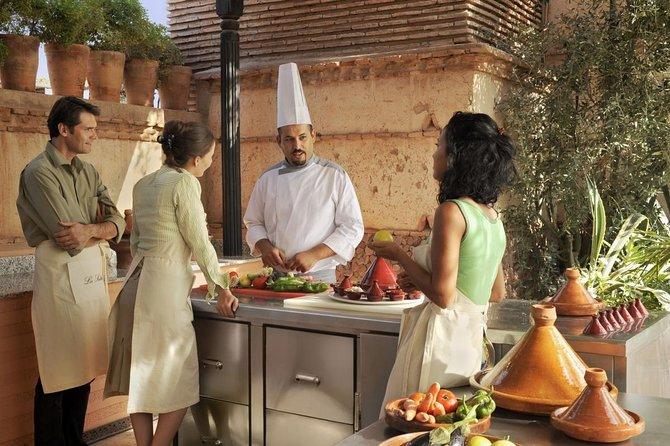 Tunisian Cooking class