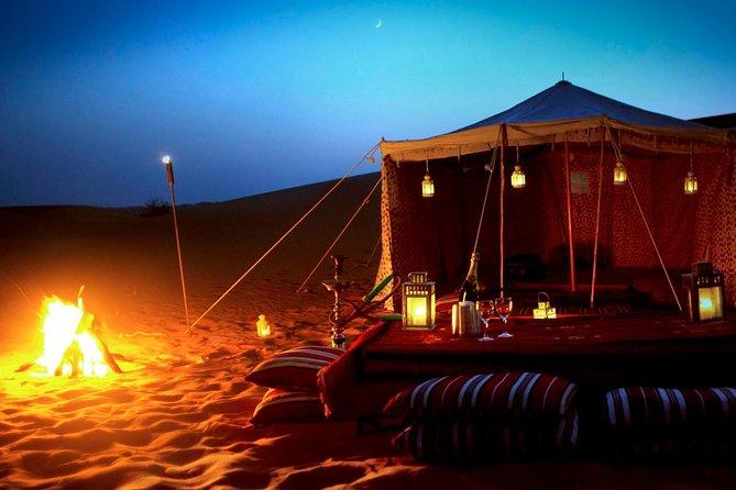 Sahara Desert Romantic Dune Dinner