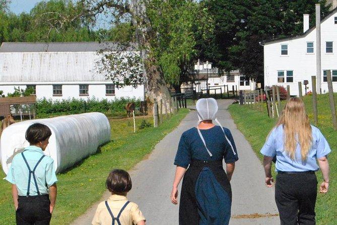 Visite Amish Experience en personne