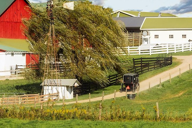 Amish Visit-In-Person Tour