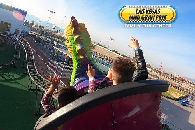 Las Vegas Mini Gran Prix Mega-Ride Wristband
