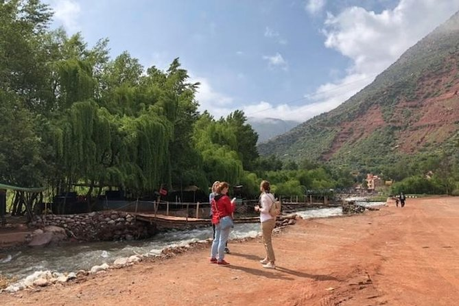 Half-Day Small-Group Tour From Marrakech to the Atlas Mountains