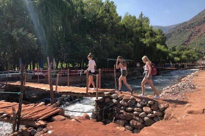Halv-dagers liten gruppe tur fra Marrakech til Atlasfjellene