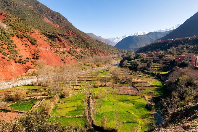Atlas Mountains & 5 Valleys Day Tour from Marrakech - All inclusive -