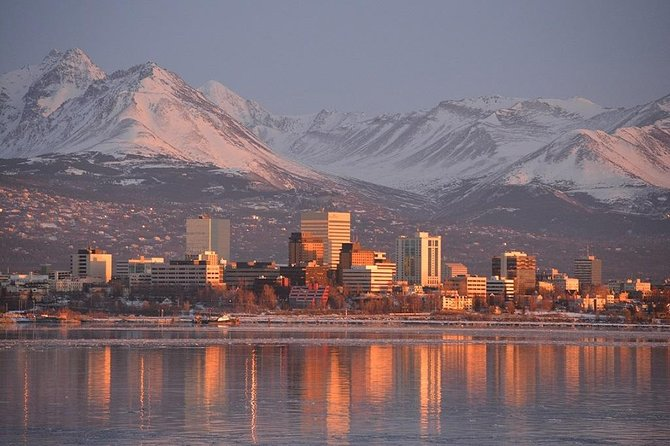 Private Tour: Anchorage 3-Hour Tour